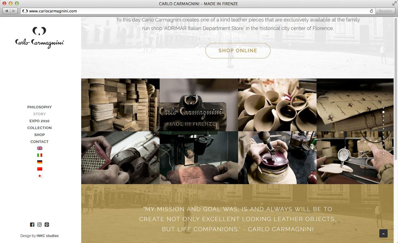 inkcstudios, carlocarmagnini, websitedesign, webdesignflorence, sitowebfirenze