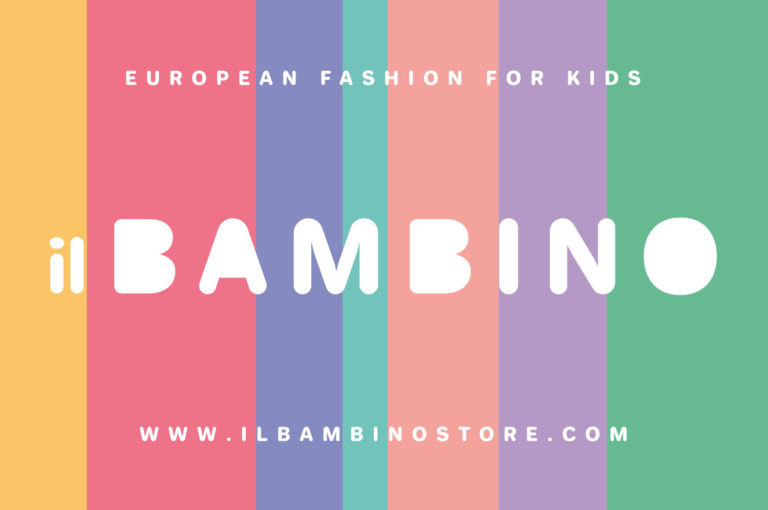 ilbambinostore, inkcstudios, logodesign, branding